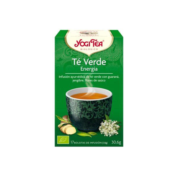 Té Verde Energía Bio Yogi Tea