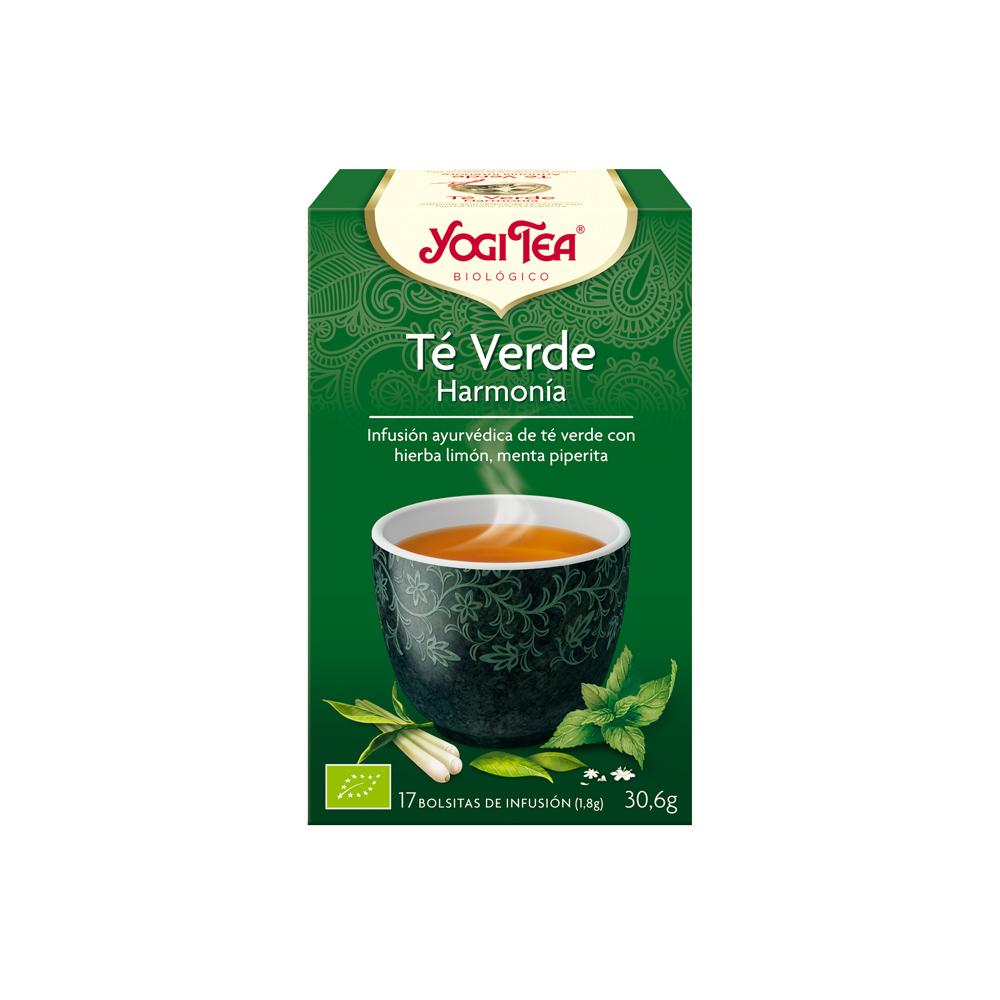 Té Verde Harmonía Bio Yogi Tea