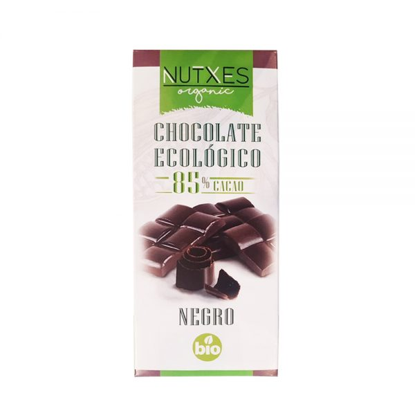 Chocolate Negro Eco 85%